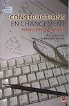 Télécharger le livre :  Constructions en changement - Hommage à Paul Hirschbühler