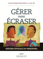 Download this eBook Gérer sans écraser