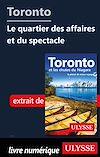Télécharger le livre :  Toronto - Le quartier des affaires et du spectacle