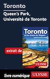 Télécharger le livre :  Toronto - Queen's Park, Université de Toronto