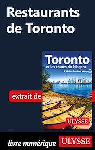 Téléchargez le livre :  Restaurants de Toronto