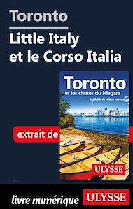 Téléchargez le livre :  Toronto - Little Italy et le Corso Italia