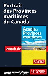 Téléchargez le livre :  Portrait des Provinces maritimes du Canada