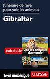 Télécharger le livre :  Itinéraire de rêve pour voir les animaux - Gibraltar