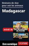 Télécharger le livre :  Itinéraire de rêve pour voir les animaux - Madagascar