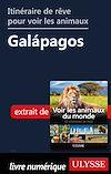 Télécharger le livre :  Itinéraire de rêve pour voir les animaux - Galapagos