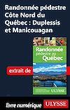 Télécharger le livre :  Randonnée pédestre Côte Nord du Québec : Duplessis et Manicouagan