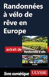 Télécharger le livre :  Randonnées à vélo de rêve en Europe