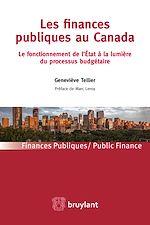 Téléchargez le livre :  Les finances publiques au Canada