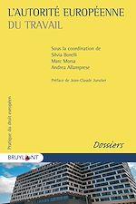 Téléchargez le livre :  L'autorité européenne du travail