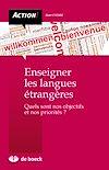 Télécharger le livre :  Enseigner les langues étrangères