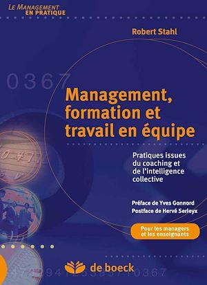 Téléchargez le livre :  Management formation et travail en équipe