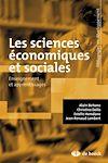 Télécharger le livre :  Les sciences économiques et sociales