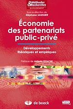Download this eBook Économie des partenariats public-privé