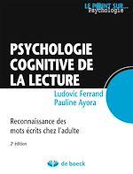 Download this eBook Psychologie cognitive de la lecture