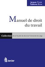 Download this eBook Manuel de droit du travail