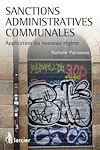 Télécharger le livre :  Sanctions administratives communales