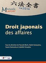 Download this eBook Droit japonais des affaires