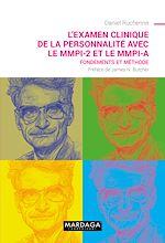 Download this eBook L'examen clinique de la personnalité avec le MMPI-2 et le MMPI-A