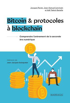 Téléchargez le livre :  Bitcoin et protocoles à blockchain