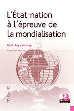 Download this eBook L'Etat-nation à l'épreuve de la mondialisation