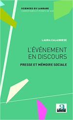 Download this eBook L'évènement en discours