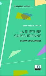 Download this eBook La rupture saussurienne
