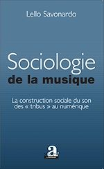 Download this eBook Sociologie de la musique