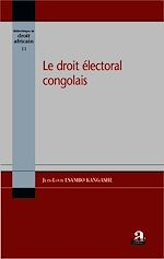 Download this eBook Le droit électoral congolais