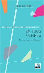 Download this eBook En tous genres