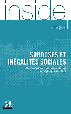 Download the eBook: Surdoses et inégalités sociales