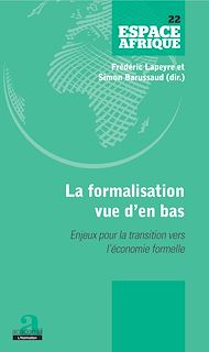 Téléchargez le livre :  La formalisation vue d'en bas