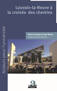 Téléchargez le livre :  Louvain-la-Neuve à la croisée des chemins