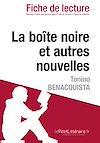 Télécharger le livre :  La boîte noire et autres nouvelles, Tonino Benacquista - Fiche de lecture