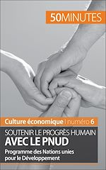 Download this eBook Soutenir le progrès humain avec le PNUD