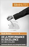 Télécharger le livre :  De la performance à l'excellence de Jim Collins (analyse de livre)