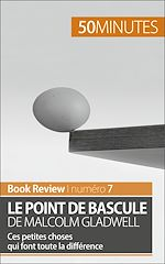 Téléchargez le livre :  Le point de bascule de Malcolm Gladwell