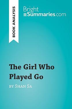 The Girl Who Played Go by Shan Sa (Book Analysis)