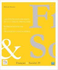 Téléchargez le livre :  Les étudiants Erasmus et la langue française : représentations et pratiques langagières
