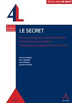 Téléchargez le livre :  Le secret