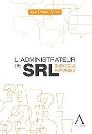 Téléchargez le livre :  L'administrateur de SRL