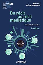Download this eBook Du récit au récit médiatique