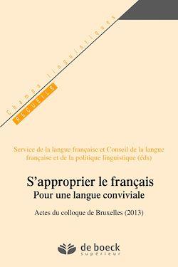 S'approprier le français - OPALE