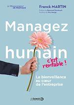Download this eBook Managez humain, c'est rentable !