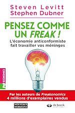 Download this eBook Pensez comme un freak !