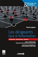 Download this eBook Les dirigeants face à l'information