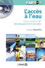 Download this eBook L'accès à l'eau