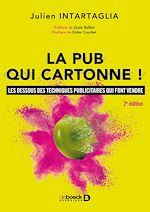 Download this eBook La pub qui cartonne !