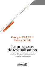 Download this eBook Le processus de textualisation