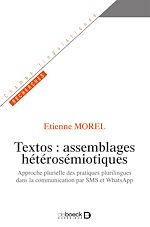 Download this eBook Textos: assemblages hétérosémiotiques